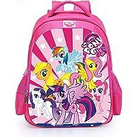 My Little Pony Bolsas Pokemon Mochilas School My Little Pony Bolsa de almuerzo Bolsas de estudiante Bolsa de hombro, 6…