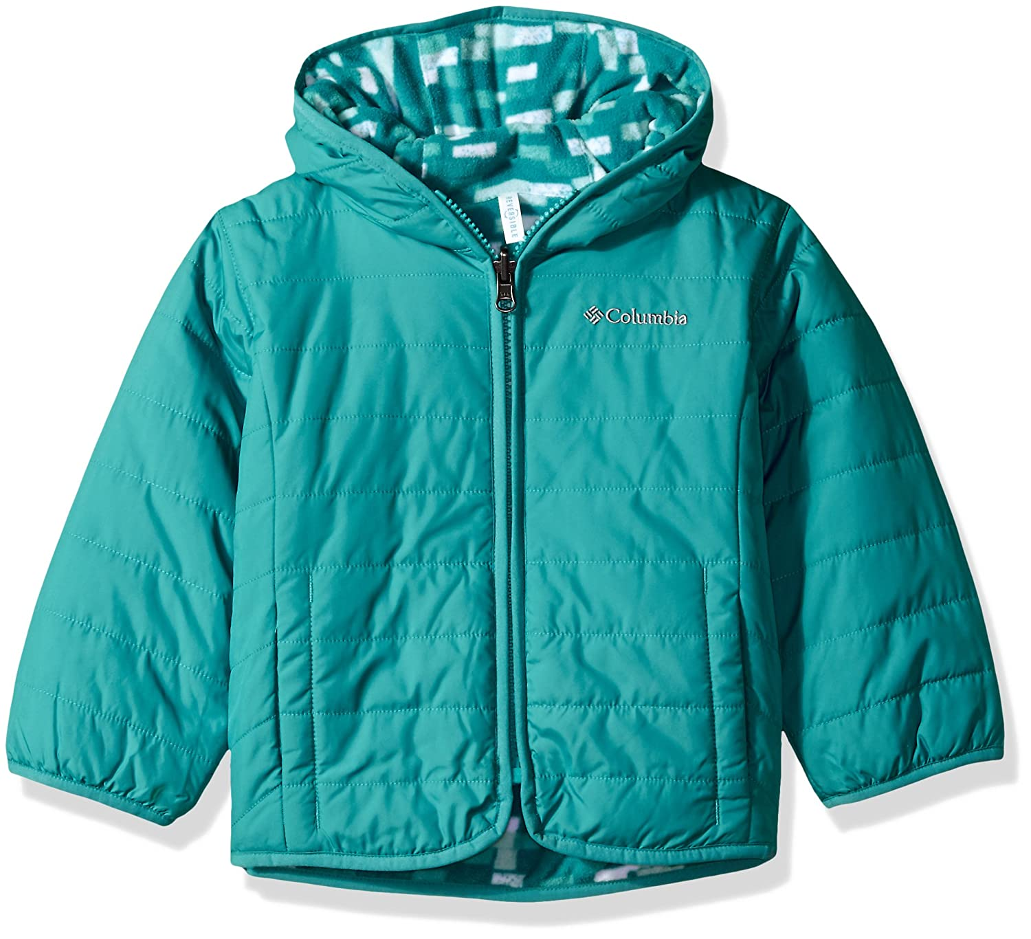 Columbia Boys' Toddler Double Trouble Jacket 1515091-1