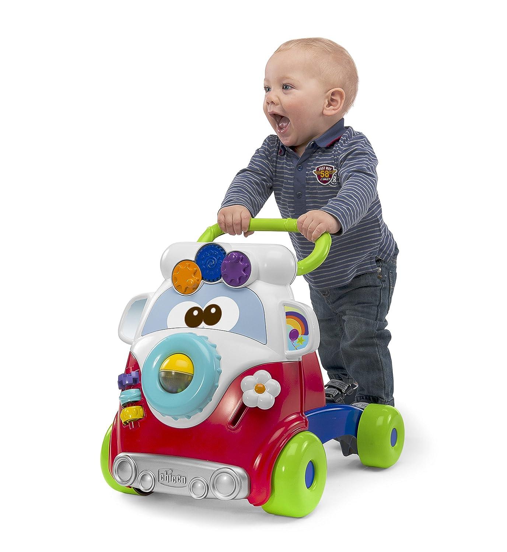 Chicco Happy Hippy - Andador Primeros Pasos con Actividades ...