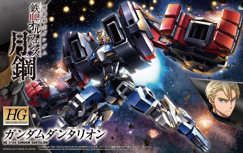 Bandai/ /Figurine Model Kit-55212/55212/HG Iron-Blooded Orphans 038/Gundam Dantalion 1//144 16381