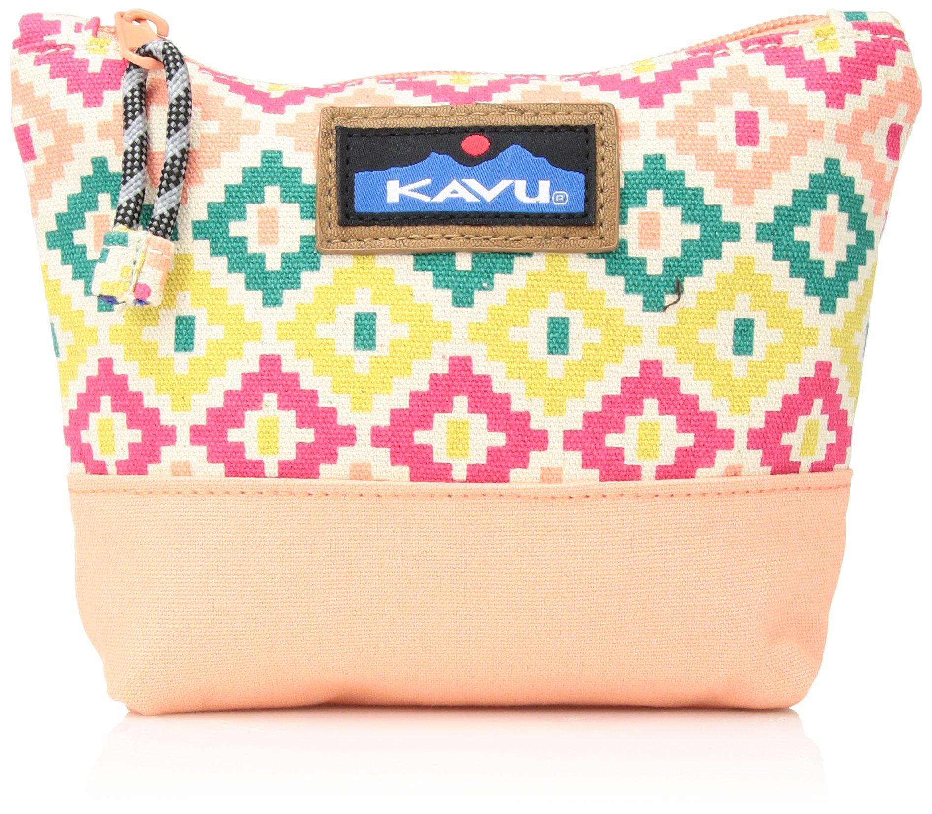 KAVU Quick Zip, Spring Montage, One Size