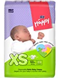 Bella Baby Happy Extra Small Diapers (24 Pieces)