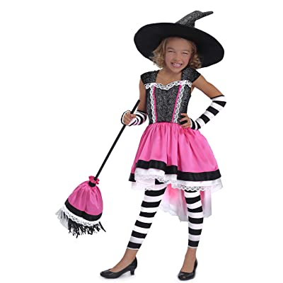 Princess Paradise Luna The Witch Child Costume: Toys & Games