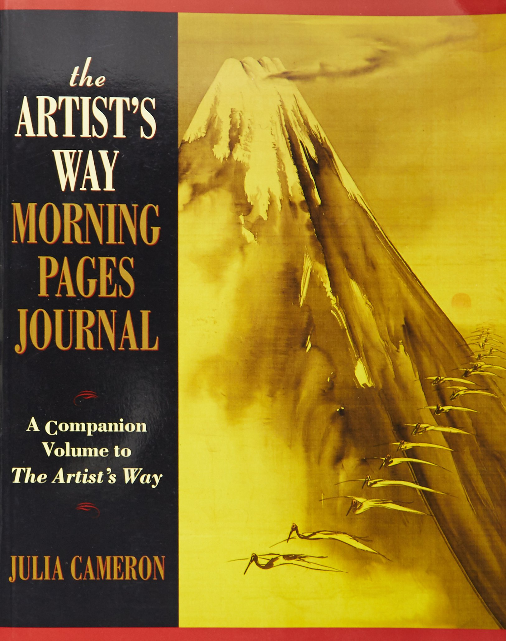 The Artist's Way Morning Pages Journal: Apanion Volume To The Artist's  Way: Julia Cameron: 9780874778861: Amazon: Books
