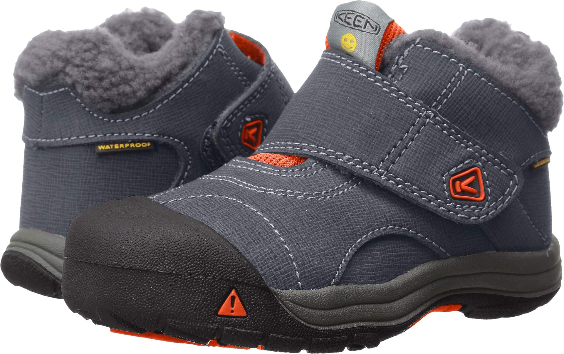KEEN Kootenay Waterproof Winter Boot (Toddler), Magnet/Koi, 6 M US Toddler by KEEN (Image #1)