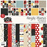 Simple Stories Single-Sided Paper Pad