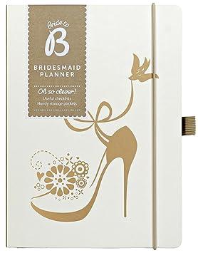 Busy B Bride to B - Agenda para dama de honor (contenido en ...