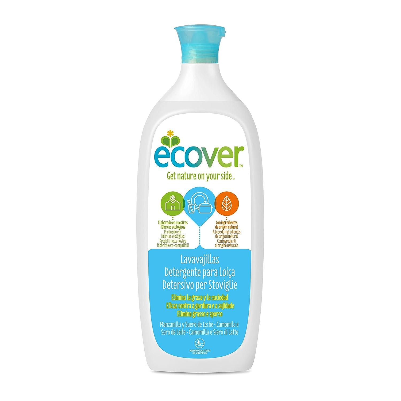 Ecover 3047 - Lavavajillas manzanilla 1l.: Amazon.es: Hogar