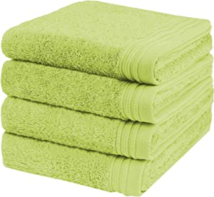 Premium Towel Set of 4 Hand Towels 18