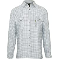 Walker and Hawkes - Mens Long Sleeved 100% Cotton Country Check Shirt