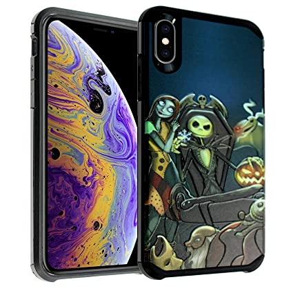 Amazon.com: IMAGITOUCH - Carcasa para iPhone XR, 2 piezas ...