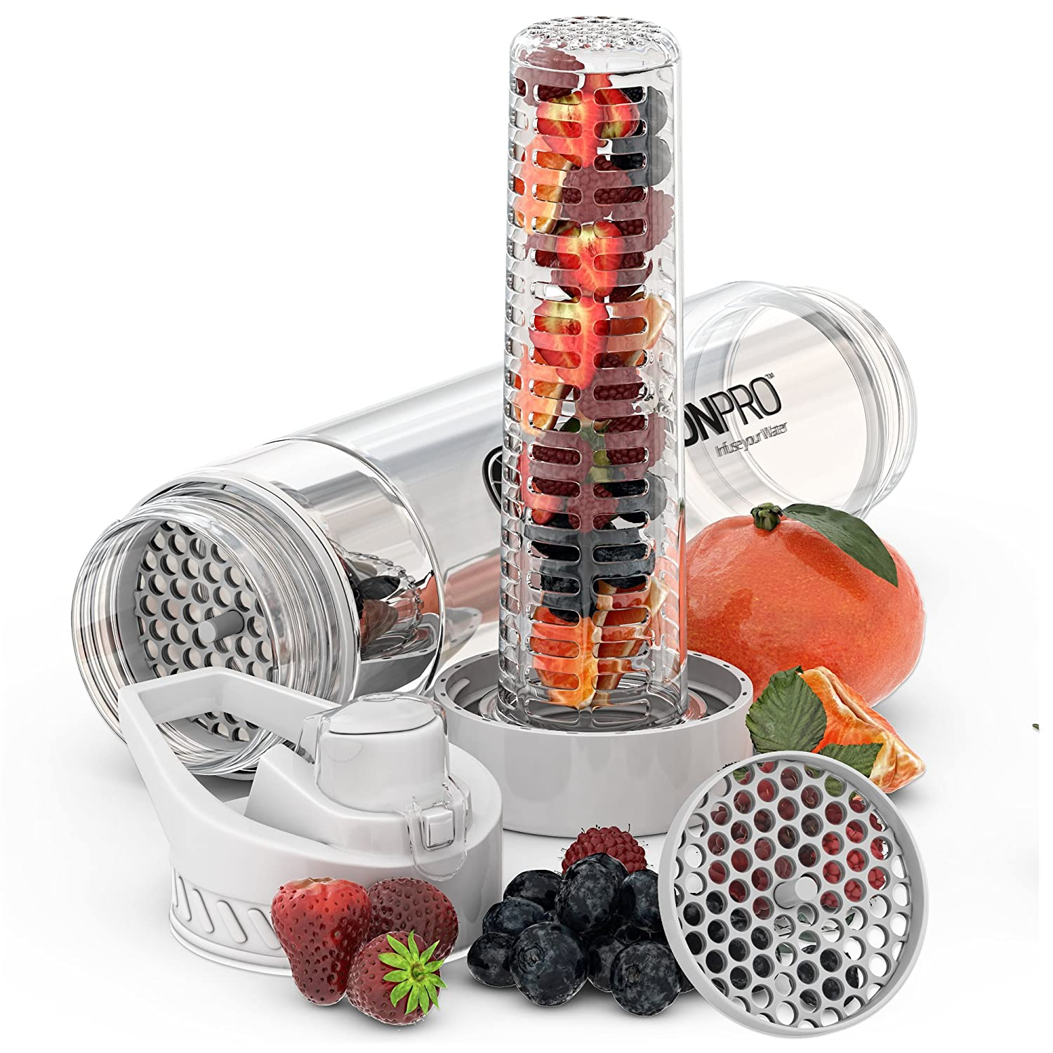 Water Bottle You Put Fruit In: Top Fruit Infuser Water Bootles