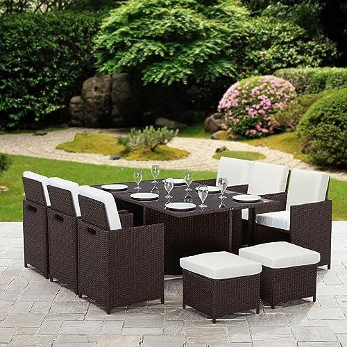 Bella Life Rattan Garden Furniture: DESIGNED TO FIT RATTAN GARDEN