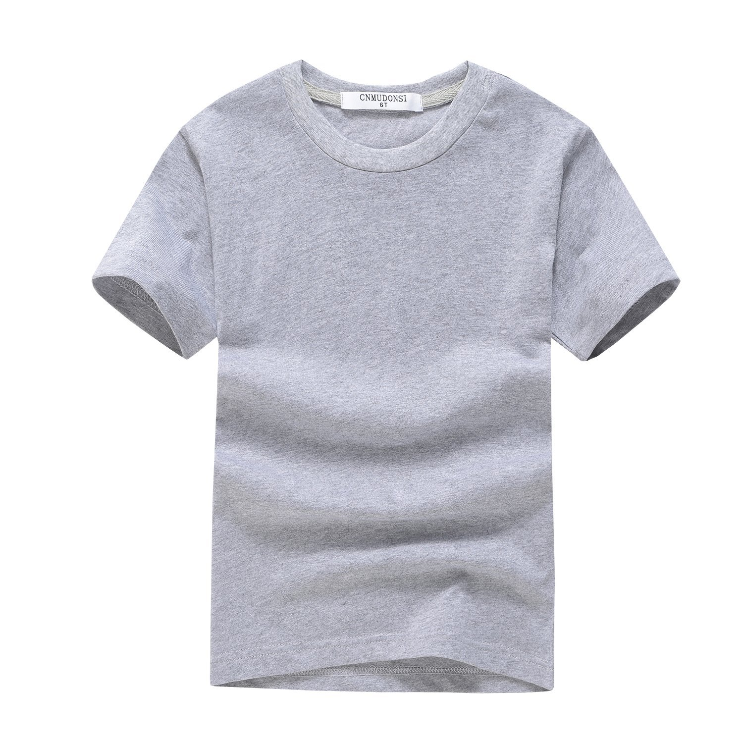 ef7c9319 ... references than age in choosing the correct size. Our kids pants are  designed to allow room for growth. Design: Solid casual short sleeve tee  shirts ...