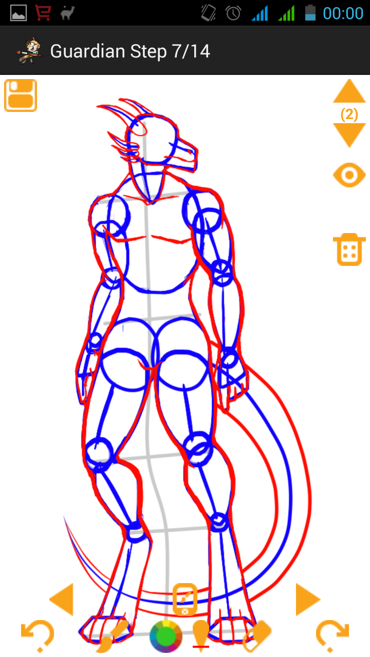 Amazon Com How Draw Furry Appstore For Android