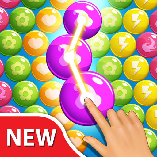 Toy Puzzle Pop - Toon Match & Blast Bubbles (Bubble Mania 2)