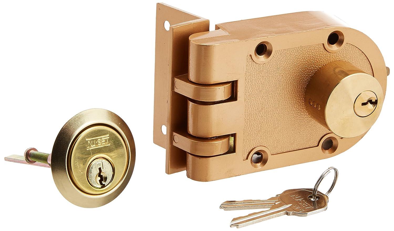 nu set 2125 3 jimmy proof style inter locking deadbolt lock with