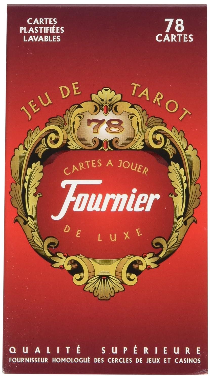 Fournier Jeu De Tarot Cards (Pack of 78) NAIPES HERACLIO FOURNIER S.A. F28517