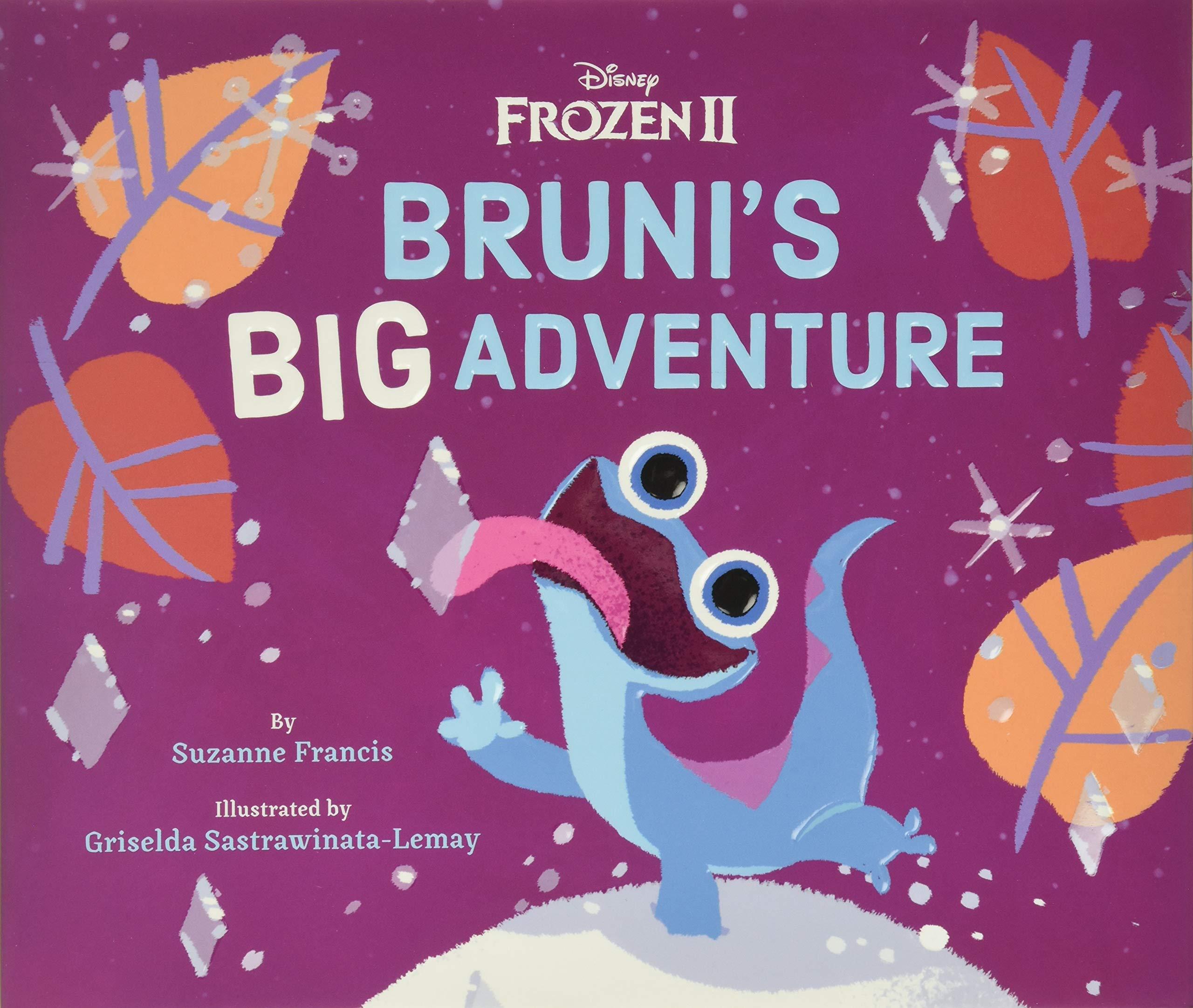 Bruni's Big Adventure Tapa dura