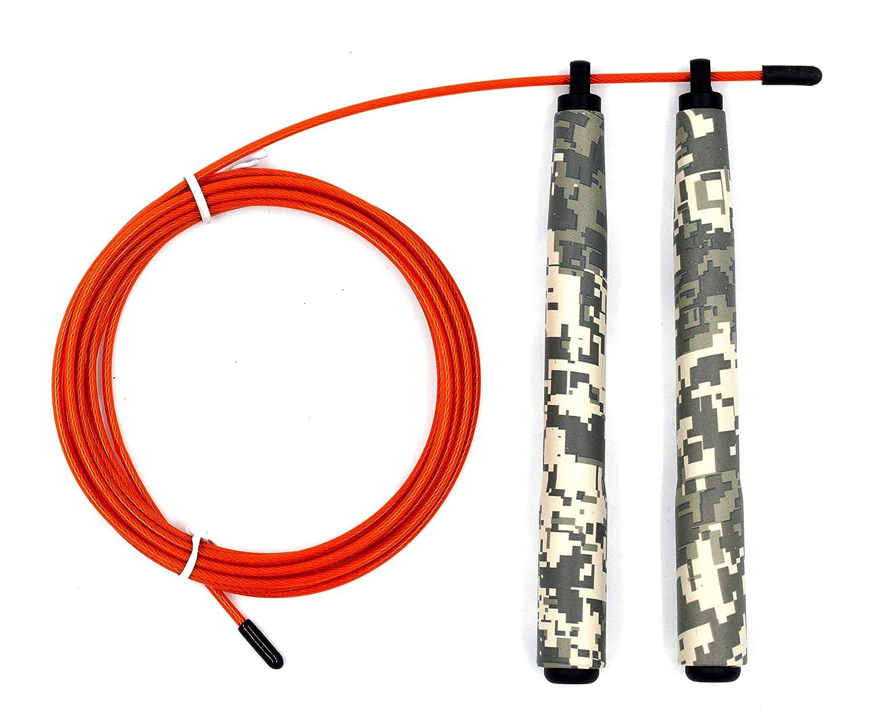 【超目玉枠】 PICSIL ABSスピードジャンプロープ特別なedition- Blazing Fastジャンプロープ Blazing B07C6Q4ZFP – Enduranceワークアウトの武道ボクシング、MMA、またはJust Stayingフィット Militar – 調節可能メンズ、レディース、と子 B07C6Q4ZFP Militar Militar, PEEWEE BABY:0c1d362a --- beyonddefeat.com