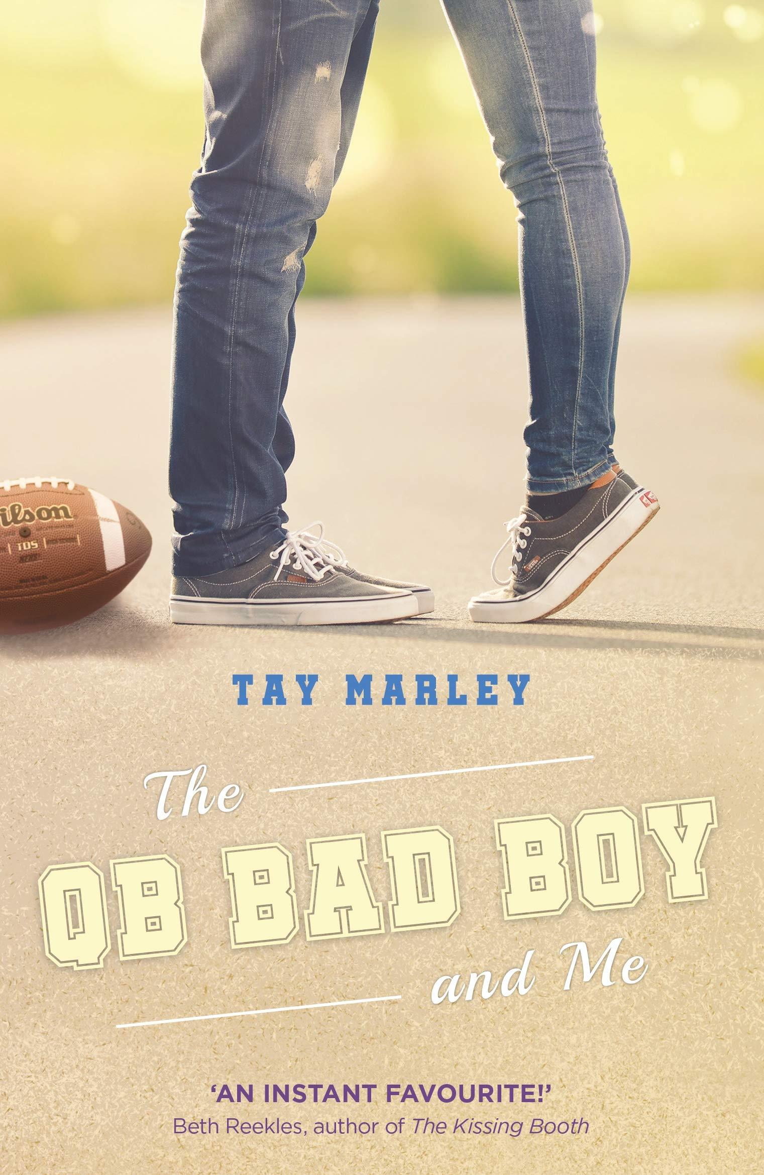 The QB Bad Boy and Me (A Wattpad Novel): Amazon.es: Marley ...