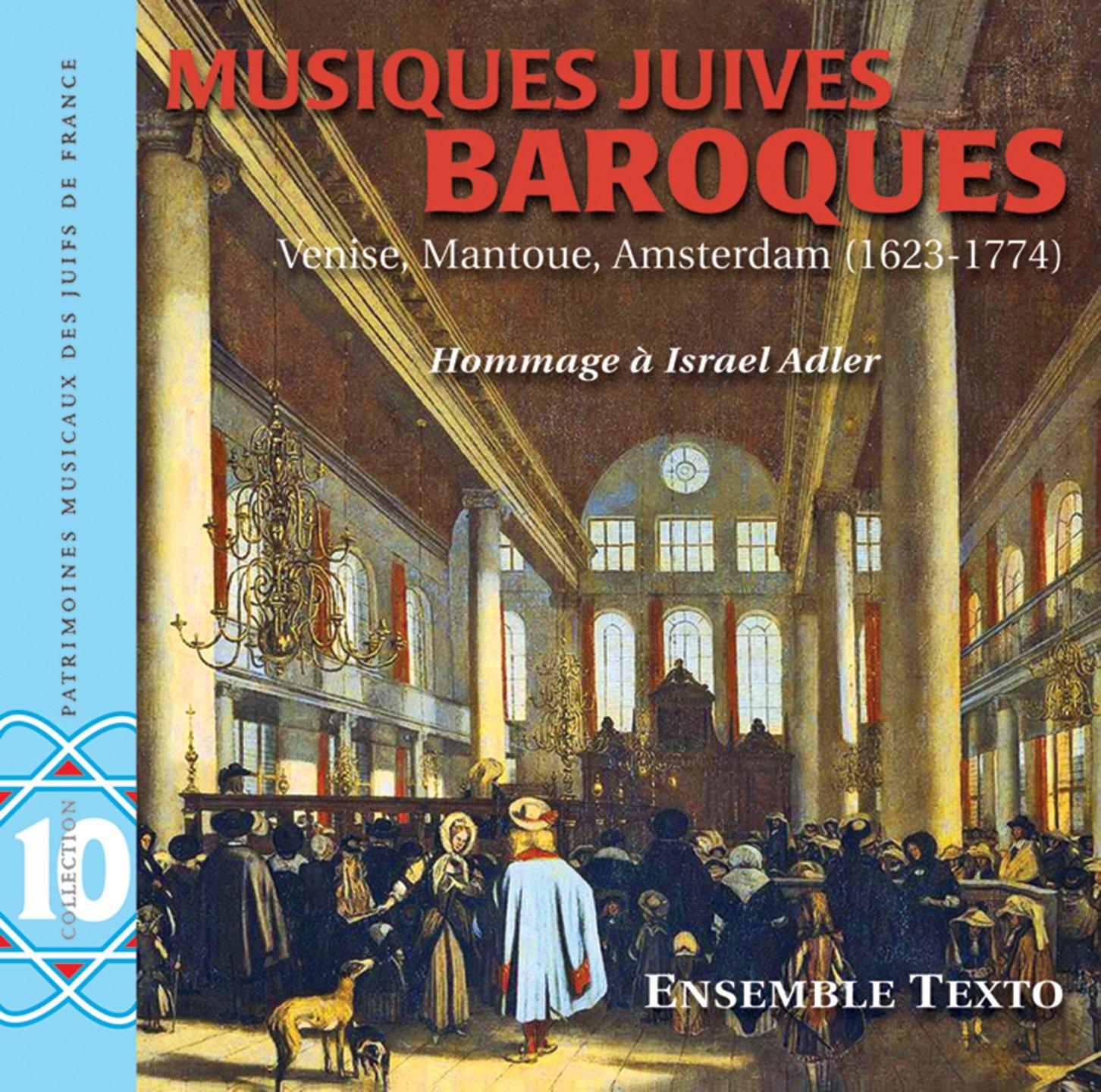 Jewish Baroque Music: Venice by Buda Musique