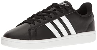premium selection e49d1 ae15b adidas Women s Shoes   Cloudfoam Advantage Sneakers, White Black, ((5 M