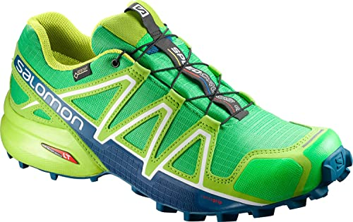 Salomon Speedcross 4 GTX, Zapatillas de Trail Running Hombre ...