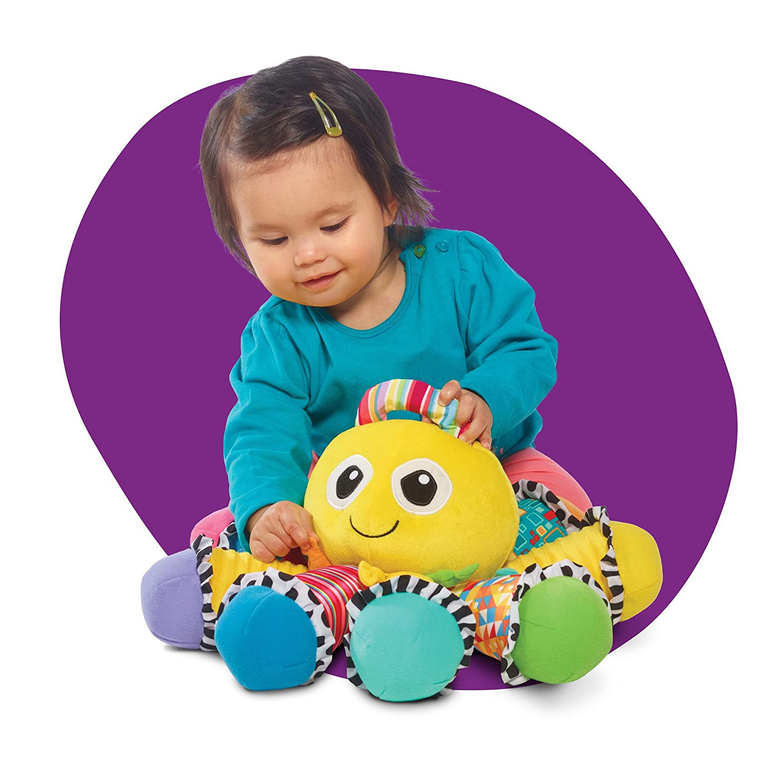 Amazon Lamaze Octotunes Peluche Animal Jouets Bébé