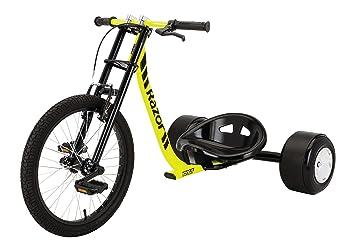 Amazon Com Razor Dxt Drift Trike Sports Outdoors