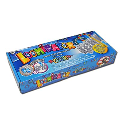 Loominator - Rainbow Loom Official with Hook Tool: Toys & Games