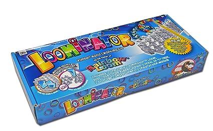 2ce40b67ad0d Rainbow Loom Kit para Hacer Pulseras y Bandas con Ligas: Amazon.com ...