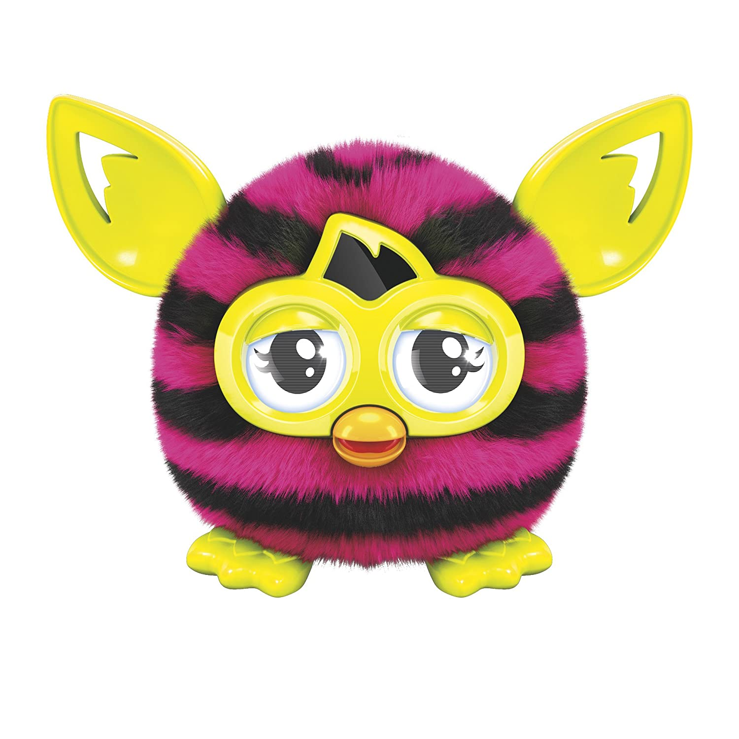 Furby Furbling Creature Stripes Plush B00ECV4UN6