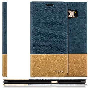 zanasta Designs Funda Samsung Galaxy S6 Carcasa Flip Case ...