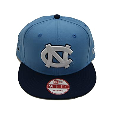 pretty nice dd2e0 eb02a Image Unavailable. Image not available for. Color  New Era North Carolina  Tar Heels Snapback Hat
