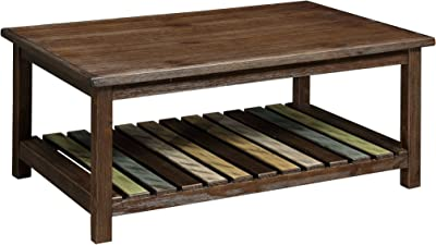 Amazon.com: 24 in.Bombay Solid Wood Lift Top Coffee Table: Kitchen & Dining