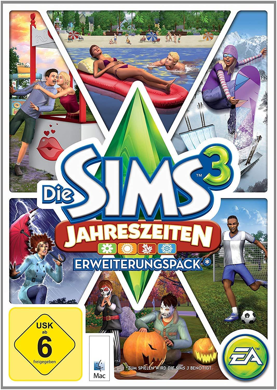Die Sims 3 Jahreszeiten Erweiterungspack Games