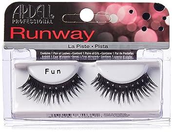 1e50bfc5742 Amazon.com : Ardell Runway Lashes, Fun-2 Rows Glitter Dots : Fake Eyelashes  And Adhesives : Beauty