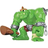 Fisher Price Ogre Toy Action Tech Figure Sounds Kids Boys Castle