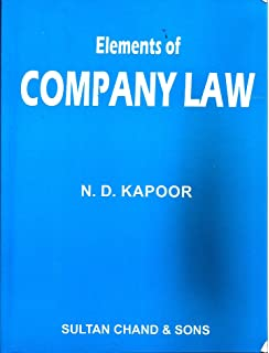 Pdf india company law