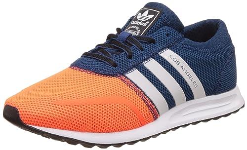 Zapatillas Adidas Los Angeles K Azul 38 Azul
