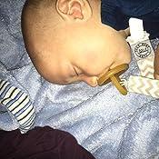 Amazon.com: ecopiggy anatómica Natural Chupete (1pk): Baby