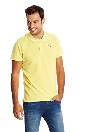 Pepe Jeans London Polo Ernest Amarillo Claro 2XL: Amazon.es: Ropa ...