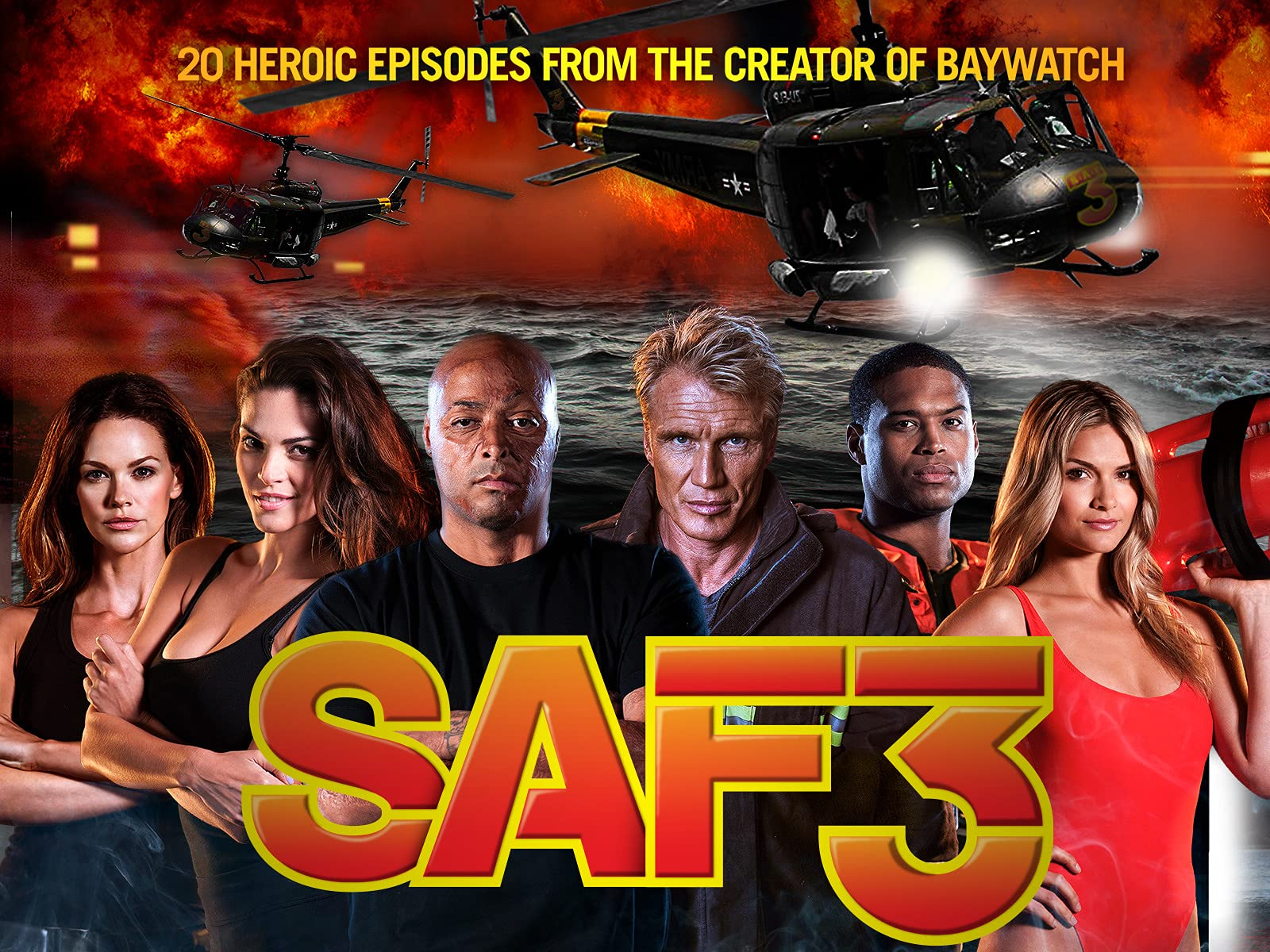 SAF3 on Amazon Prime Video UK