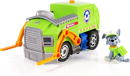 Paw Patrol Vehiculo de Lujo, Rocky