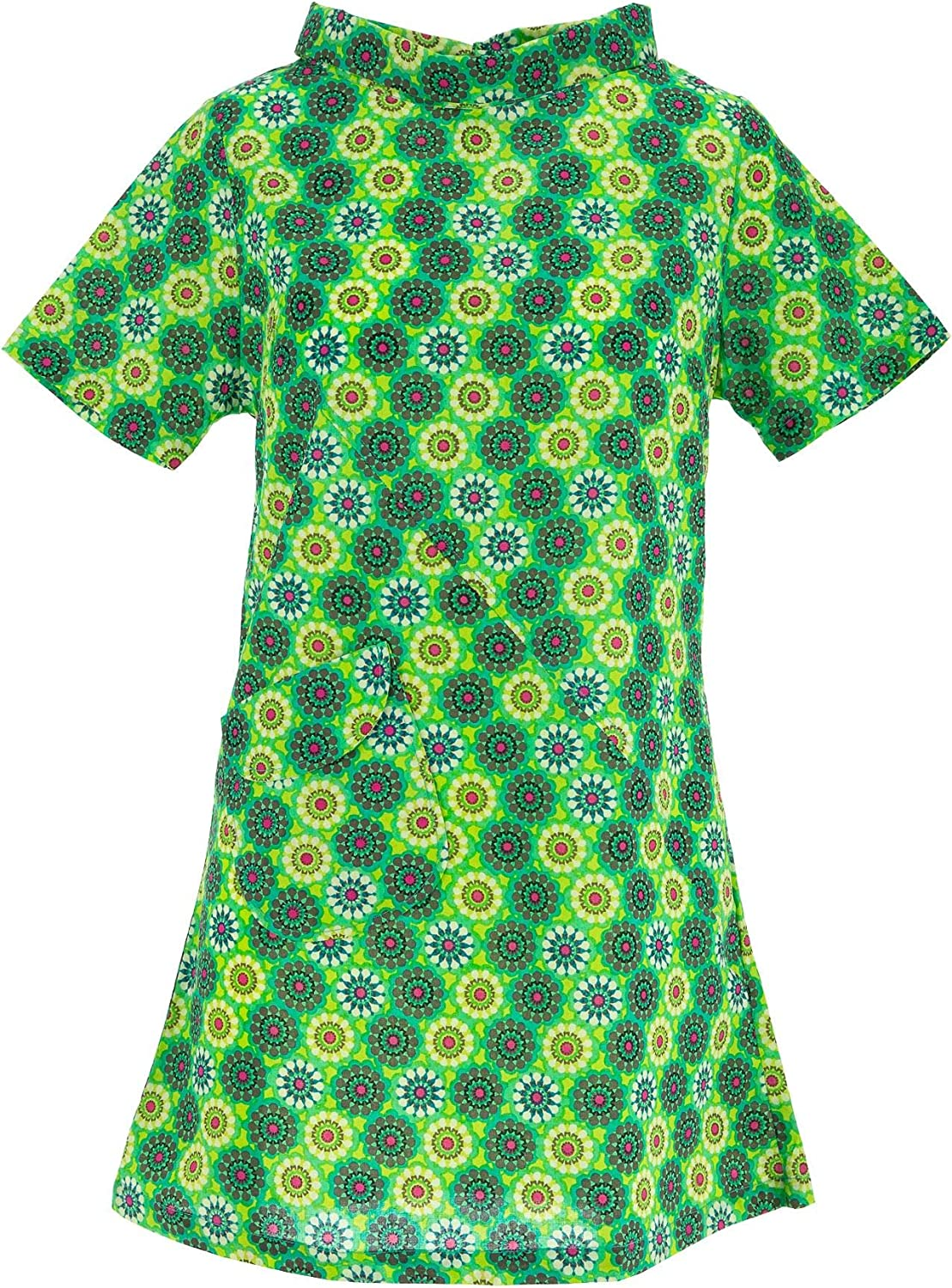 60s Dresses | 1960s Dresses Mod, Mini, Hippie Ministry of Colour Sixties Shift Dress £29.90 AT vintagedancer.com