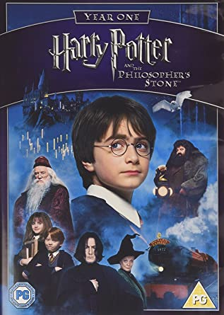 Harry Potter And The Philosophers Stone Dvd 2001 Amazonco