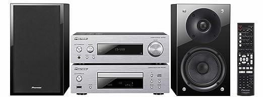 8 opinioni per Pioneer P1-S Sistema Pure Compact HiFi, CD, FM, Riproduzione iPod, iPhone, USB,