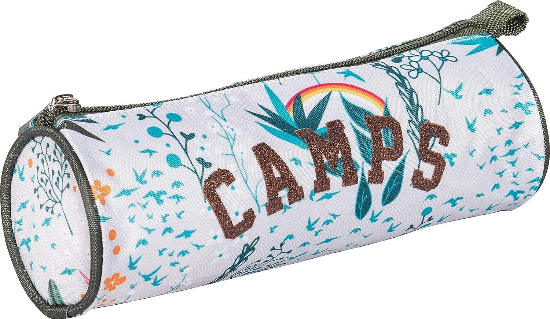 Trousse Ronde Bleu Teddy Camps KIDABORD