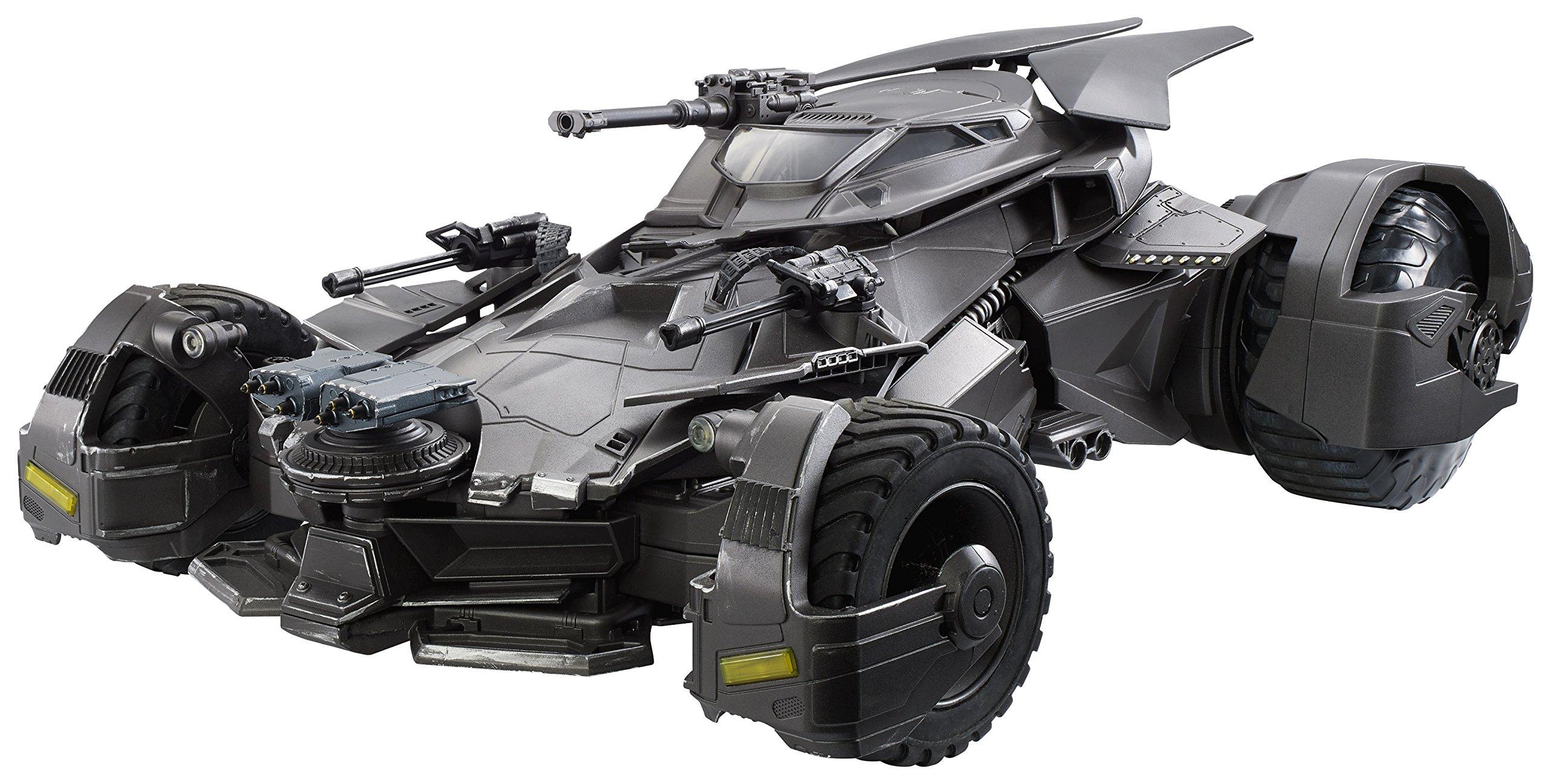 DC Comics Multiverse Justice League Batmobile Vehicle by DC Comics (Image #1)